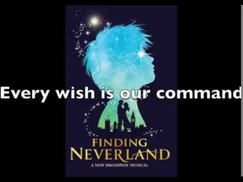 Neverland Lyrics -Finding Neverland The Musical