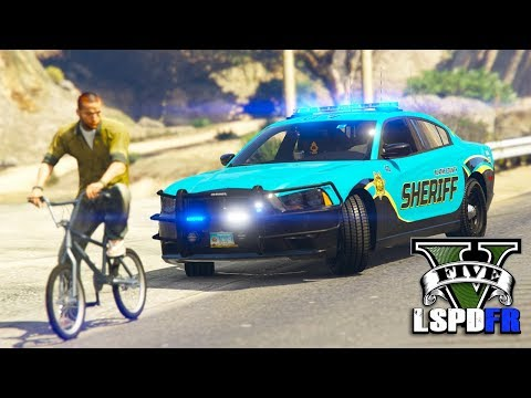 2 wheeled death trap on highway | GTA 5 LSPDFR 0 4 3 Ep #638 - YouTube