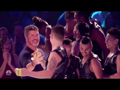 Malevo: XXX Dancing Group GetsThe Ladies HOT!! | Quarterfinals 3 (FULL) | America's Got Talent 2016 thumbnail