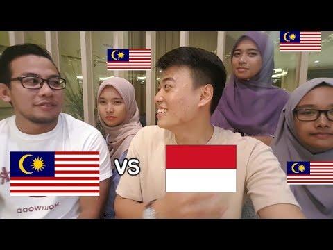 MALAYSIA VS INDONESIA (PERBEDAAN BUKAN PERSELISIHAN!)