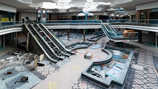 Exploring the Abandoned Northridge Mall