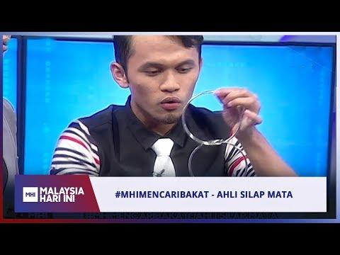 #MHIMencariBakat - Ahli Silap Mata   MHI (22 Julai 2019)