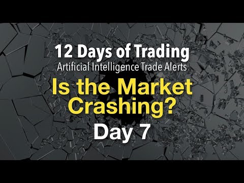 Markets Crashing? 12 Days of Trading – Day 7