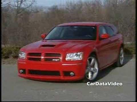 2008 Dodge Magnum Srt8 Track Time Youtube