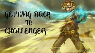 Gosu - Getting back to CHALLENGER