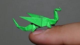 Origami: Dragon