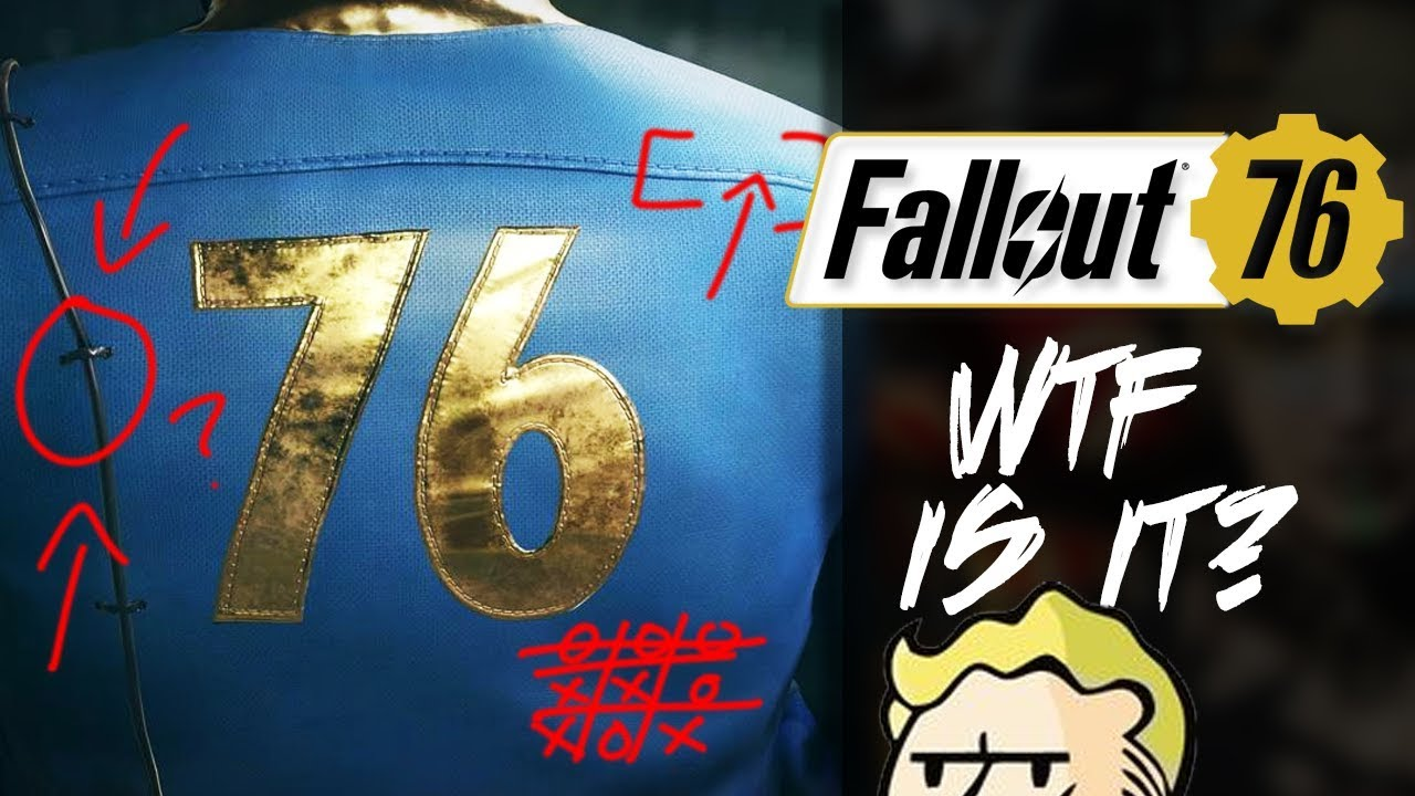 FALLOUT 76: WHAT IS VAULT 76? - Dude Soup Podcast #177 ...