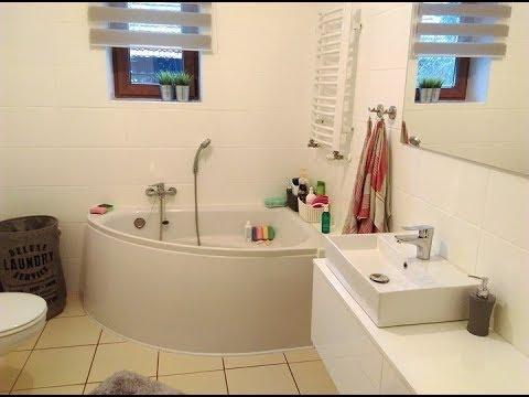 Diy Jak Pomalować Płytki W łazience V33 Malowanie Glazury Metamorfoza łazienki
