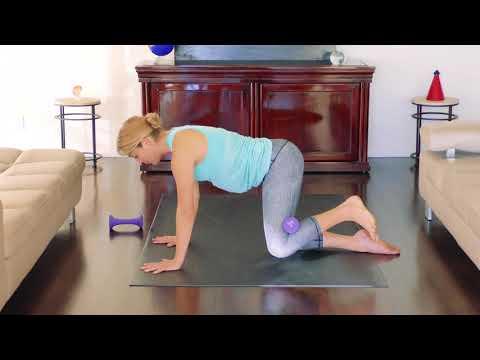 navy fitness  rdl arm leg dumbbell same side  leg
