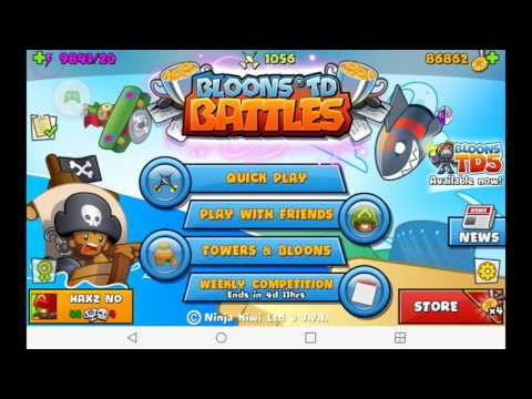 bloons td 5 game guardian