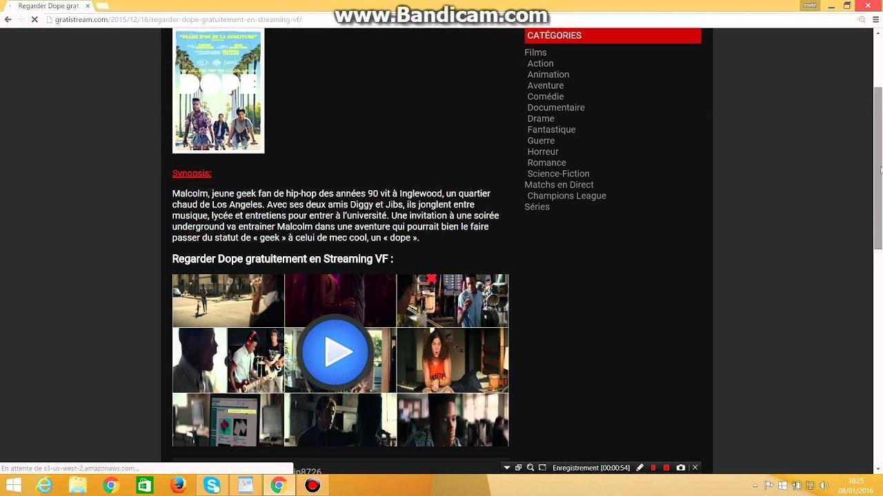 comment regarder un film une s rie sur gratistream com youtube. Black Bedroom Furniture Sets. Home Design Ideas