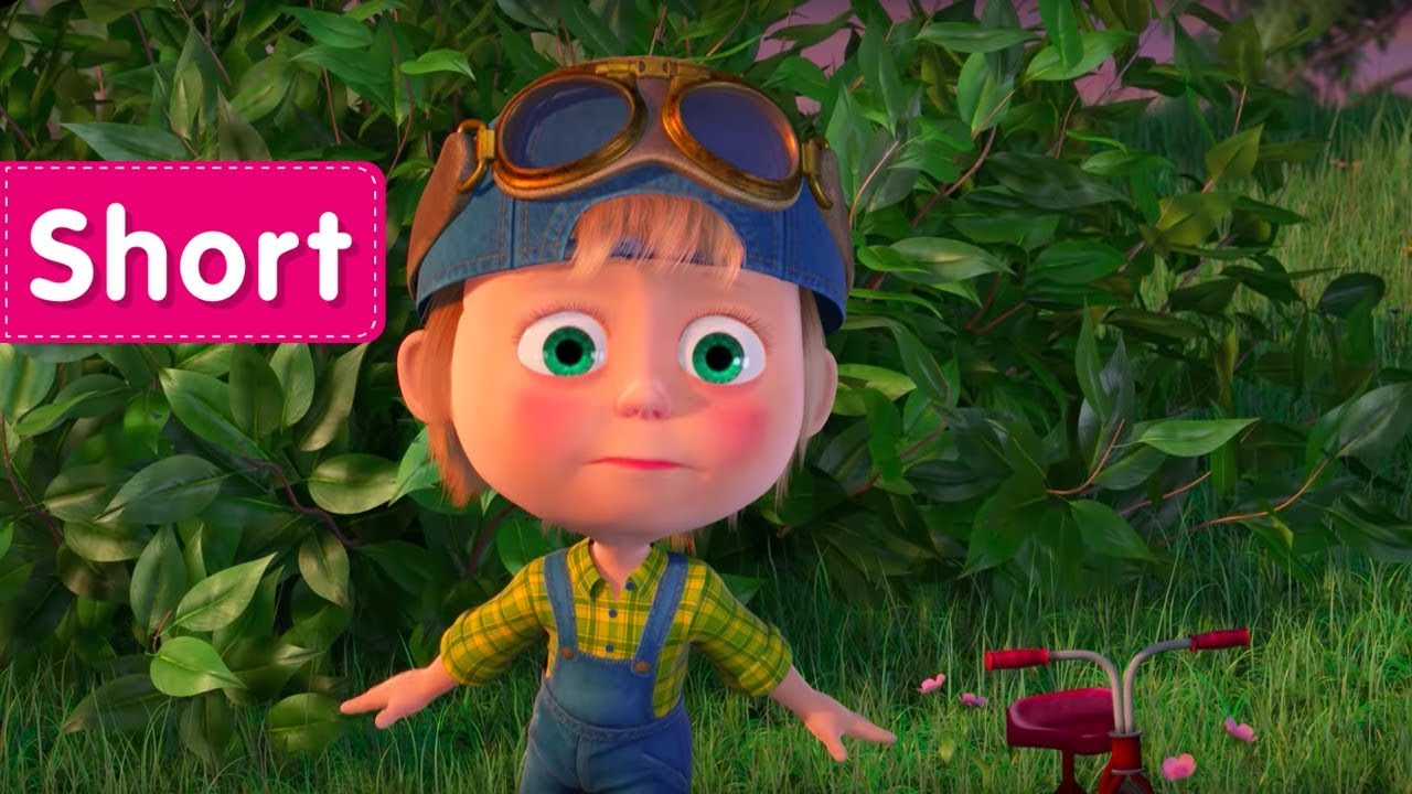 Download Masha and The Bear -  Driving Lessons 🚘 (Take a ride!)