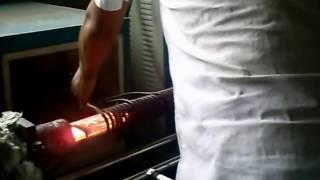 Индукционная нагревательная машина для отжига трубы из нержавеющей стали