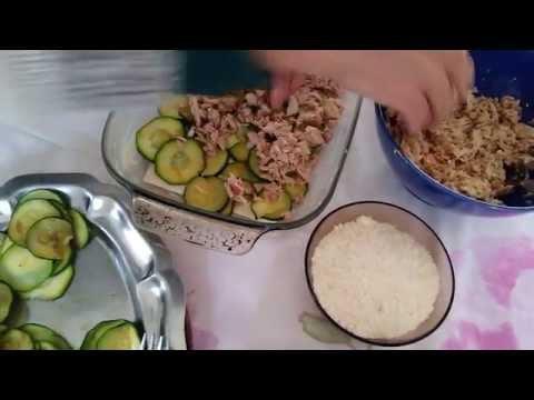 recette-lasagne-facile-|-recette-lasagne-thon-courgette