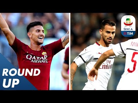 Big Wins for Milan & Roma! | Round-Up 7 | Serie A