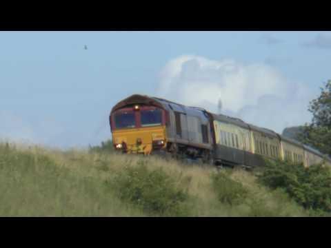66067 Torbay Express ECS @ Newton st Loe 02-07-16