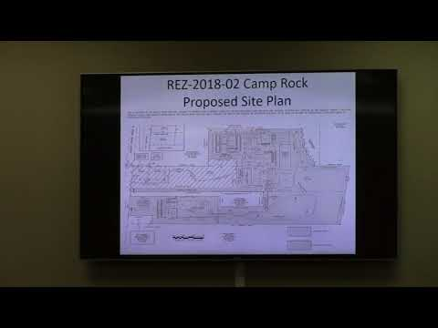 6. REZ-2018-09. CR Ventures: Rocky Ford Road: PD Modification