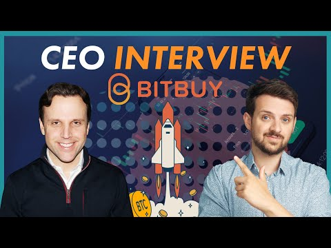 The Great Canadian Crypto Exchange Race   Interview with Bitbuy CEO