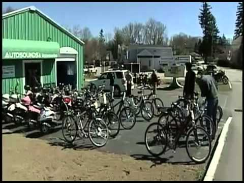 Ezee Bikes And Scooters Nh Chronicle Youtube