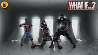 WHAT IF SPIDER-MAN JOINED CAPTAIN AMERICA IN CIVIL WAR?
