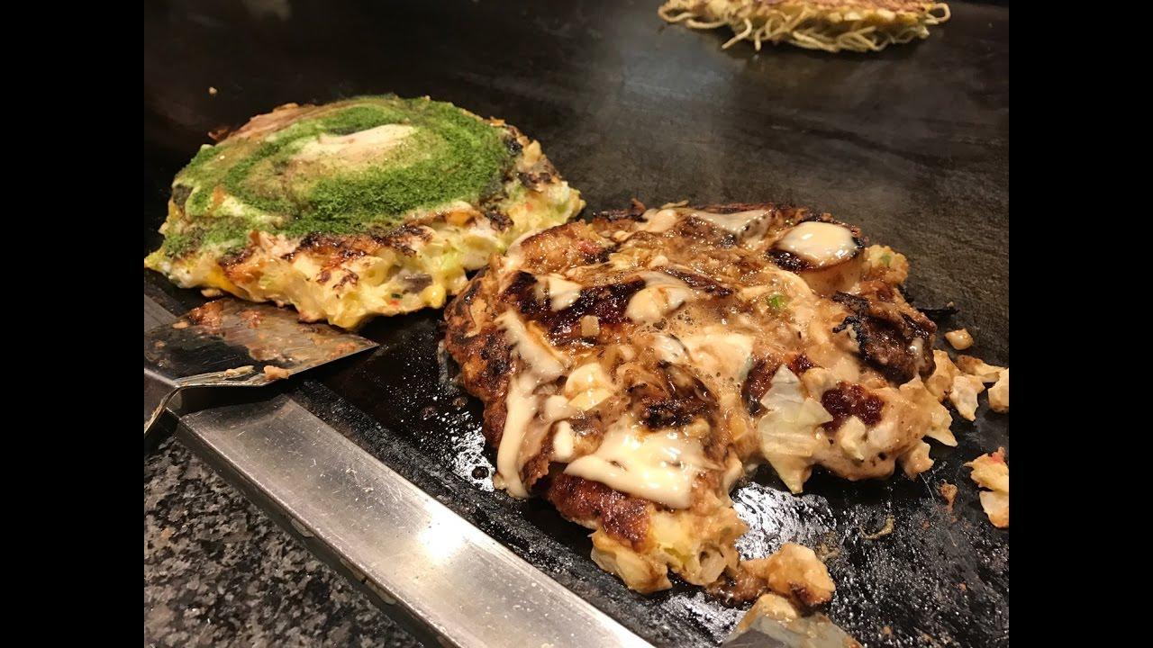 uitverkoop kind winkel Okonomiyaki Mizuno, Namba - Osaka, Japan | SciTech Culture