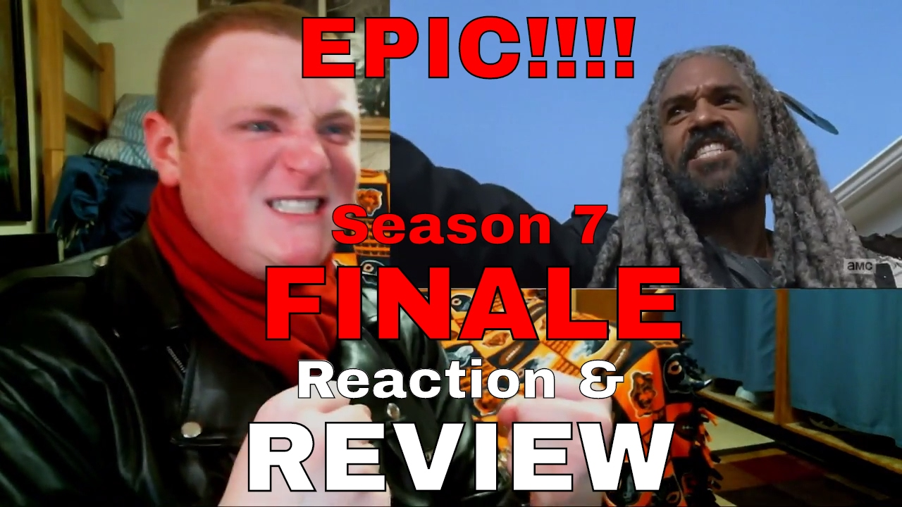 """Download (18+ SKIT) The Walking Dead S7 Finale (7x16) """"The First Day of the Rest of Your Life"""" REACTION!"""