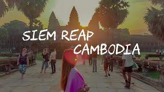SIEM REAP, CAMBODIA VLOG 2019 (BUDGET AND GUIDE to ANGKOR WAT