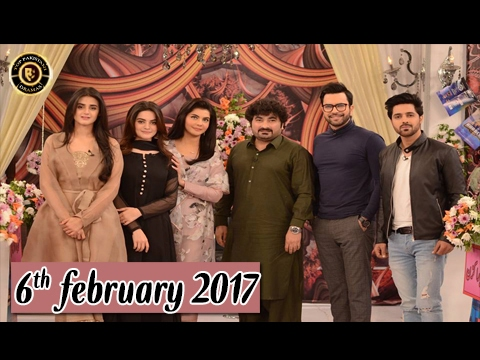 Good Morning Pakistan - 6th February 2017 - Top Pakistani show