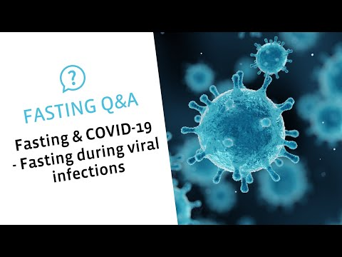 Q&A Session 2: Yale Study Fasting during viral infections (FASTING AND COVID-19)