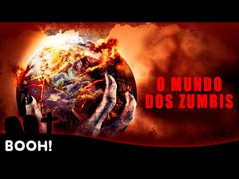 O Mundo dos Zumbis - Filme Completo - Filme de Terror | Booh!