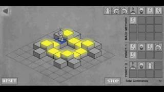 Light Bot Level 11 Code