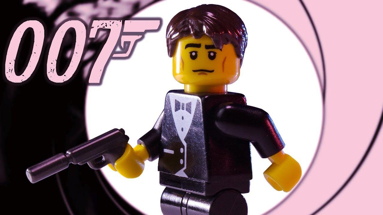 lego james bond 007 one take action scene youtube. Black Bedroom Furniture Sets. Home Design Ideas