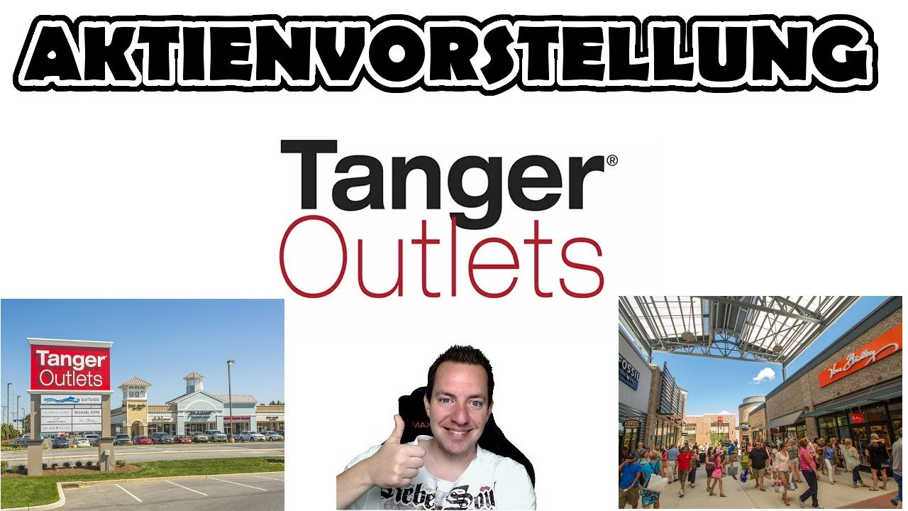 Tanger Factory Outlet Aktie