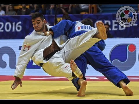 Judo Daily News 3 - Medal Matches Zagreb Grand Prix 2016