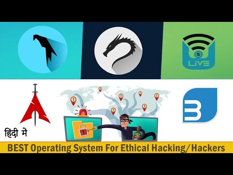 Best Operating System for Ethical Hacking   OS Used by Professional Hackers   Cyber Academy [Hindi]