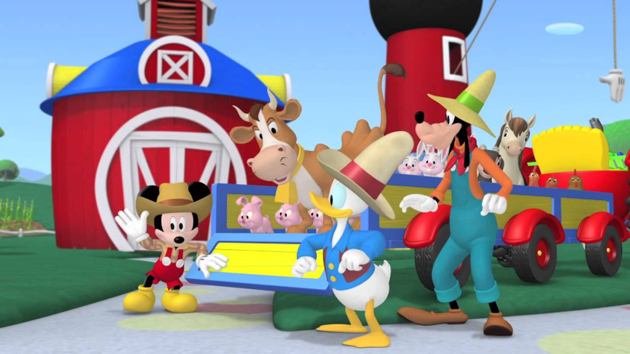 La Casa de Mickey Mouse Mickey y Donald tienen una granja  Datos