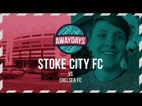 AWAYDAYS: Stoke City 1 - Chelsea 2