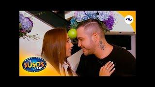 El divertido y romántico reto de Jessi Uribe y Paola Jara - The Suso's Show