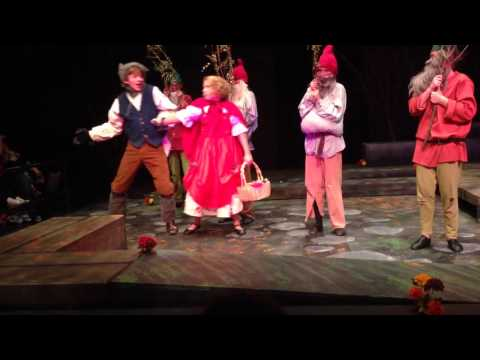Into the Woods Jr - Hello Little Girl at the UCT