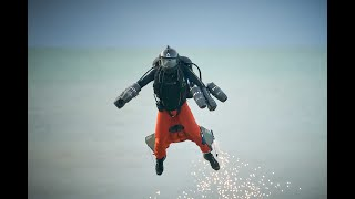 Jet Suit Speed Guinness World Record 85MPH (LiveStream)