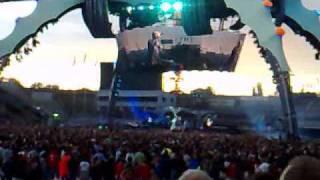 U2 - Magnificent, Croke Park, Dublin, 27-7-2009