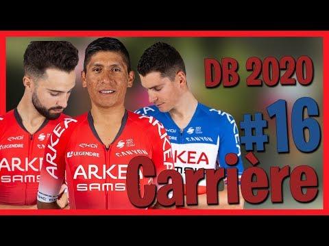 pcm-2019---carriÈre-2020-arkÉa-#16-:-dauphinÉ-2020-!