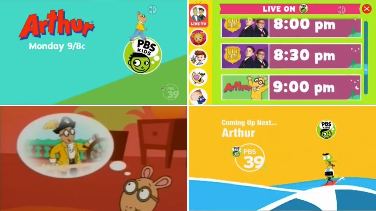 PBS KIDS Program Break (2019 WFWA-DT2)