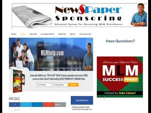 Newspaper - Online - Offline - Classified Ad Sponoring