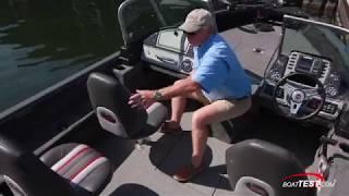 BoatTest.com Ranger VS1782WT Aluminum Deep V Test & Review