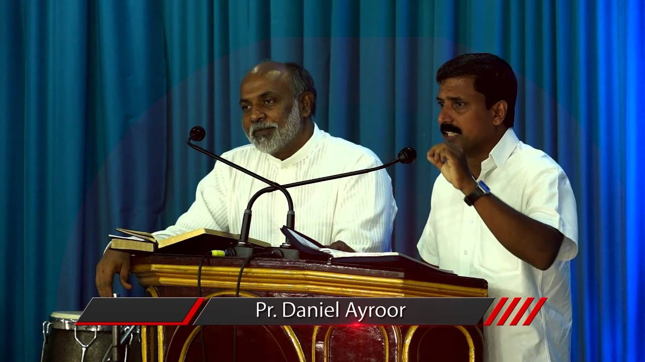 Download English/Malayalam Sermon. Different types of curses.Part-2. By. Daniel Ayroor