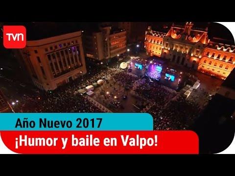 Año Nuevo en Valparaíso | 2017