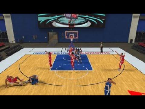 NBA 2k18 Combine Unbelievable Game Winner PSN: Dese_Nuts