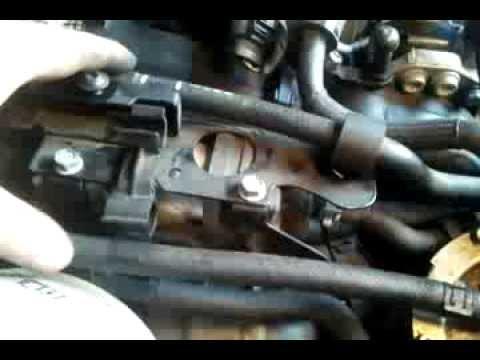 Distribution Passat CC 2 0 TDI moteur CBAB vidéo N°7 sur 41