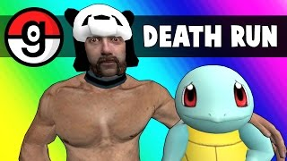 Gmod Deathrun - Pokemon Go Edition (Garry's Mod Funny Moments)
